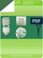 Catalogo - luz verde