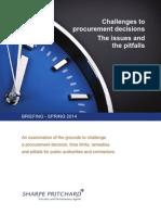 Challenges to Procurement