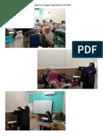 Sosialisasi Cuci Tangan SSCUntuk Dokter Di RS BMC