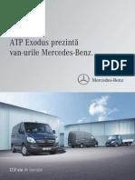 Van Urile Mercedes Benz 464