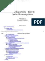 Eletromagnetismo - seila - Capítulo 7 - Ondas Eletromagnéticas