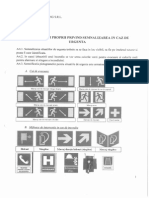 PSI Instructiuni Semnalizare