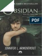 Jennifer L. Armentrout - Obsidian