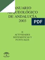 Sistematicas arqueologia
