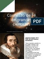 Confissao de Fe de Grandes Cientistas1
