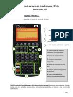 Curso Calculadora HP 50G