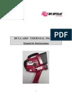 Bullard Thermal Imager Visor Gases
