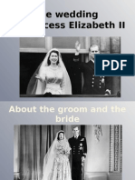 The Wedding of Queen Elisabeth