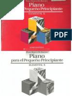 Bastien - Piano Para El Pequeño Principiante B