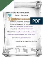 Proyecto Estadistica Inferencial II