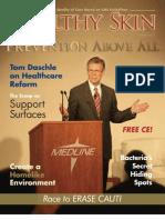 Healthy Skin Magazine - Volume 6; Issue 3