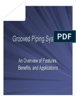 NOH Grooved Piping Sys