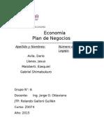 Proyecto Negocio
