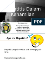 Hepatitis Ceramah Slide