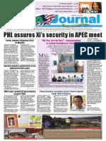 Asian Journal November 13, 2015 Edition