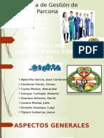Sistema de Gestión de Parcona