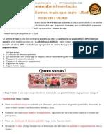 Mega Cozinha - Campori USeB 2016