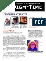 newsletter - paradigm