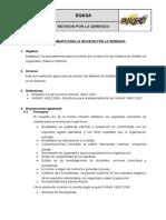 SGS_D037 - Revision Por Gerencia