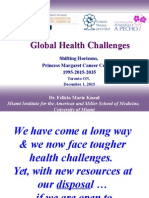 Global Health Challenges