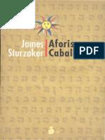 Aforismos Cabalisticos - James Sturzaker