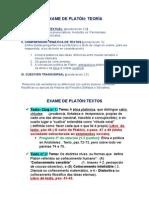 Exame de Platón