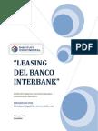 Leasing Interbank