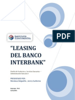 Leasing Interbank