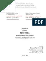 Curricula Teorie Economică I ŞE 2014-2015 10.09.2014