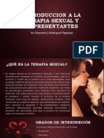 INTRODUCCION a La Terapia Sexual