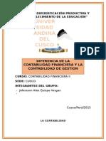 C. Fin. y C. de Gest.