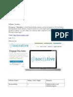 edu 2800 software evaluation