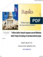 Trillion Dollar Lawsuit & Bilderberg