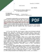 Dosarul Nr. 2r-318-11 SRL Alsa Cosmetica vs SRL Parco-Lux