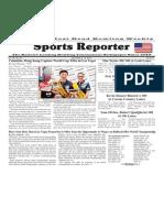 December 2 - 8, 2015  Sports Reporter
