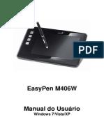 EasyPen M406W PC Brail