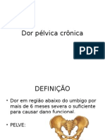 Dor Pélvica Crônica 839457293742953794875