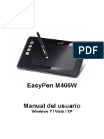 EasyPen M406W PC Spanish