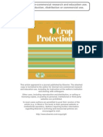 Ecological compatibility of GM crops and biological control