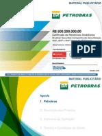 Material Publicitario Cri Petrobras 2013
