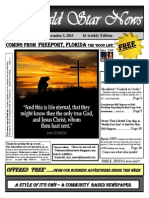 The Emerald Star News December 3, 2015 Edition