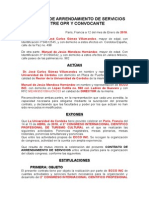 Contrato Opc- Convocante... [59983]