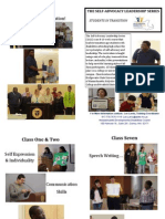 SALS Transition Newsletter (Small Booklet)