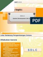 SIA 03 - SDLC
