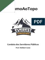 Conduta Dos Servidores Públicos (Wellbert Costa)