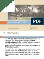 Eco Sensitive Zones