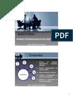 Aud1-e01_normativas Tecnicas de La Auditoria