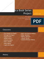 dear america book series project