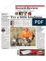 December 2, 2015 The Record-Review