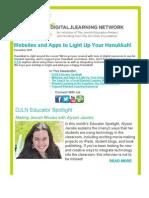 DJLN December 2015 Newsletter